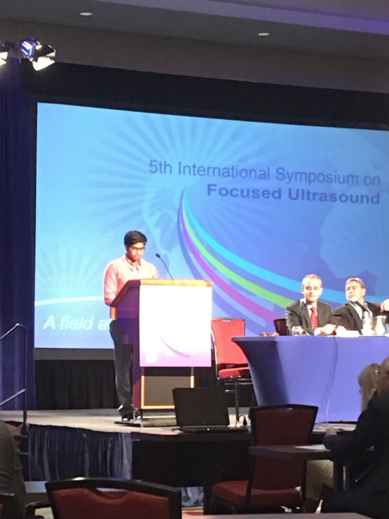 5th Focused Ultrasound Symposium (2015)