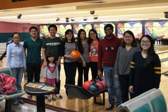 Group Outing @ Tropicana Lanes (10/29/2016)