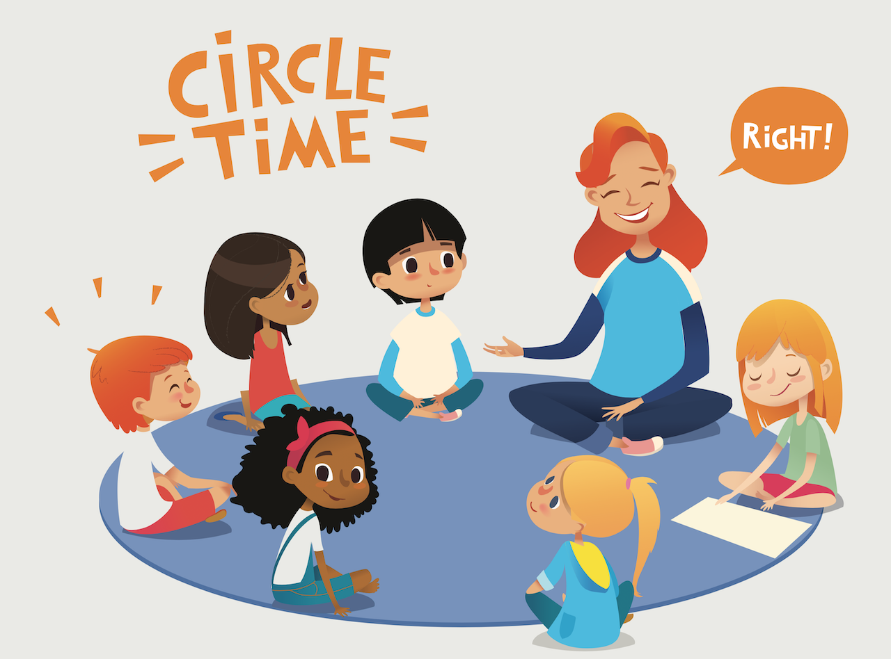Circle Time Activity Ideas For Preschoolers