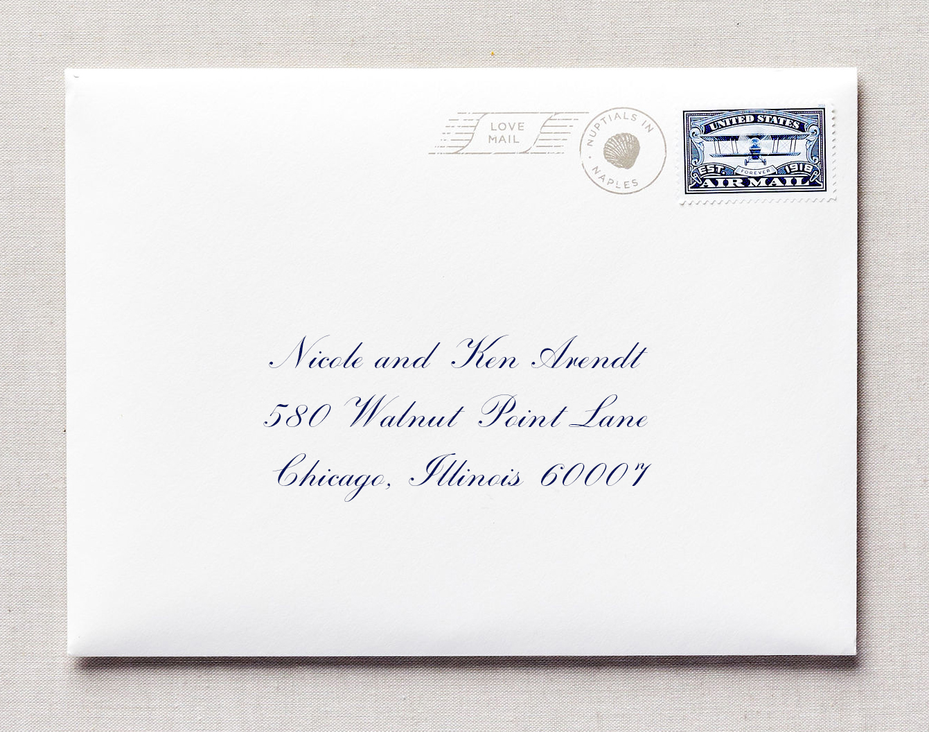 2020 Wedding Etiquette How To Address Your Invitations Cheree Berry Paper