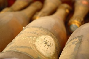 Roederer Cristal bottle ecoluxurystyle weddings