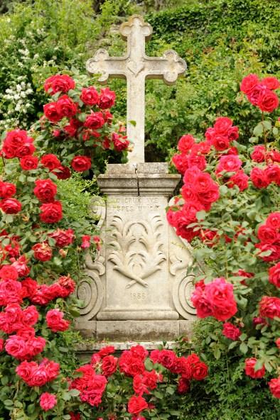 Couvent des Minimes Garden detail