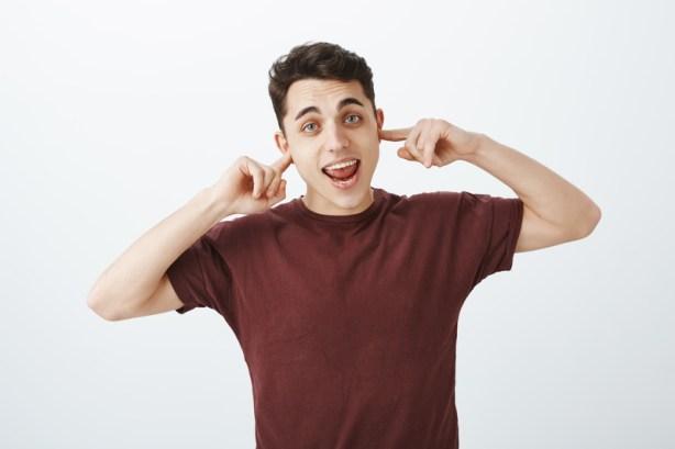 deaf ear