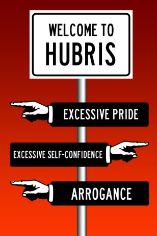 narcissist hurbris