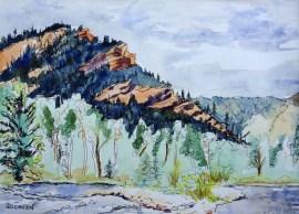 """Along the Crystal River,"" copyright Cheri Isgreen"