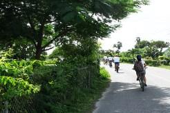 Biking in Grand Cayman