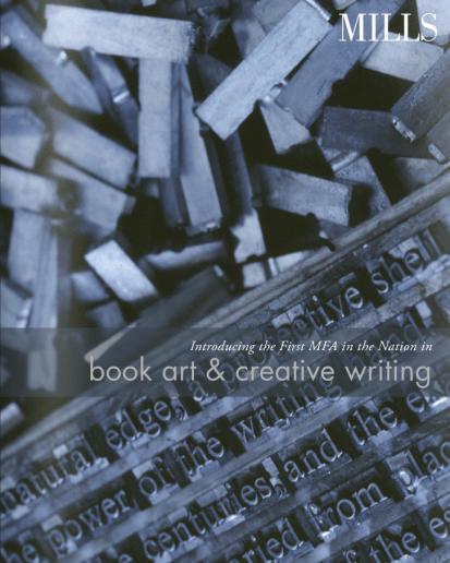 Fine arts marketing publication