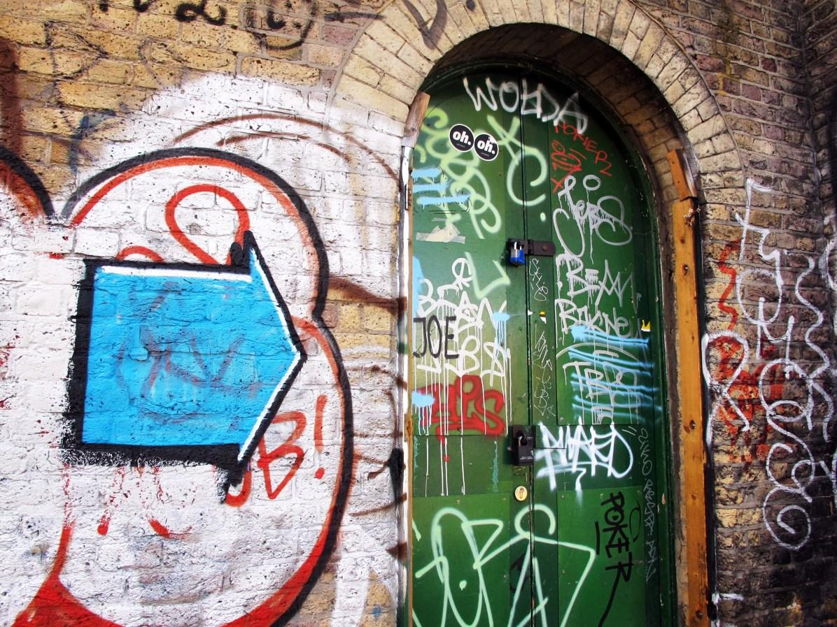 Brick Lane, London