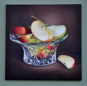 Juicy Fruit Apples by Cheri Rol