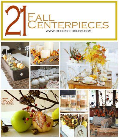 21 Fall Centerpieces