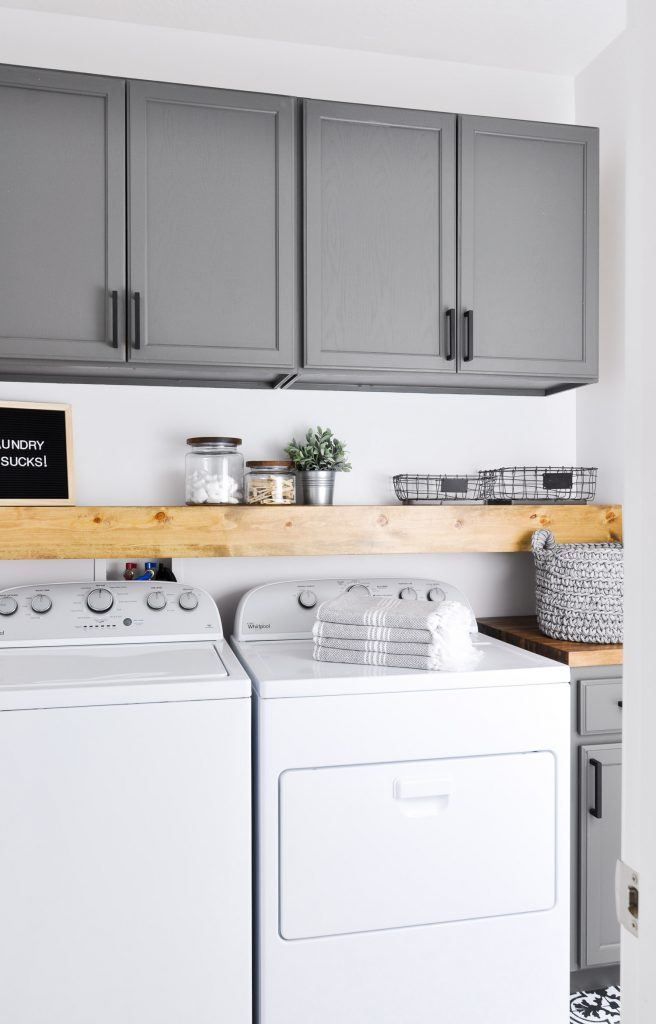 How To Organize A Small Laundry Room Bless Er House