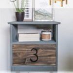 Ikea Tarva Nightstand Hack An Easy Tutorial Cherished Bliss