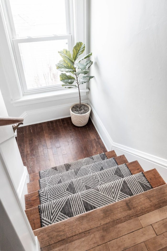 How To Install A Stair Runner Diy Cherished Bliss   Carpet Runners For Stairs And Landing   Carpet Hampton Style   Hallway   Stair Runner Matching Landing   Fitted   Farmhouse