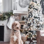 Neutral Modern Cozy Christmas Tree Cherished Bliss