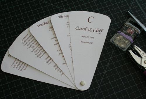 Any Logo Theme And Folk Art Style Paper Material Fan Wedding Invitation Card China