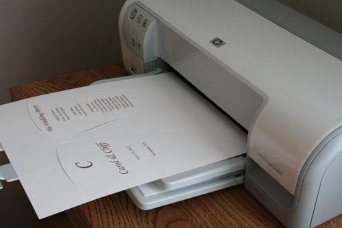 Cherish Paperie DIY Wedding Invitations DIY Fan Wedding Programs Envelopments Pocket Folds