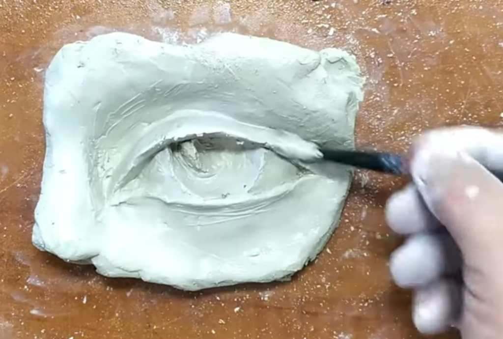 Exercises in sculpting parts of the face
