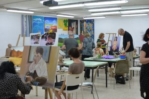 סדנאות אמנות במסלול אישי