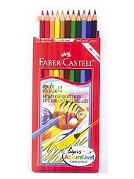 סט צבעי עפרונות מים