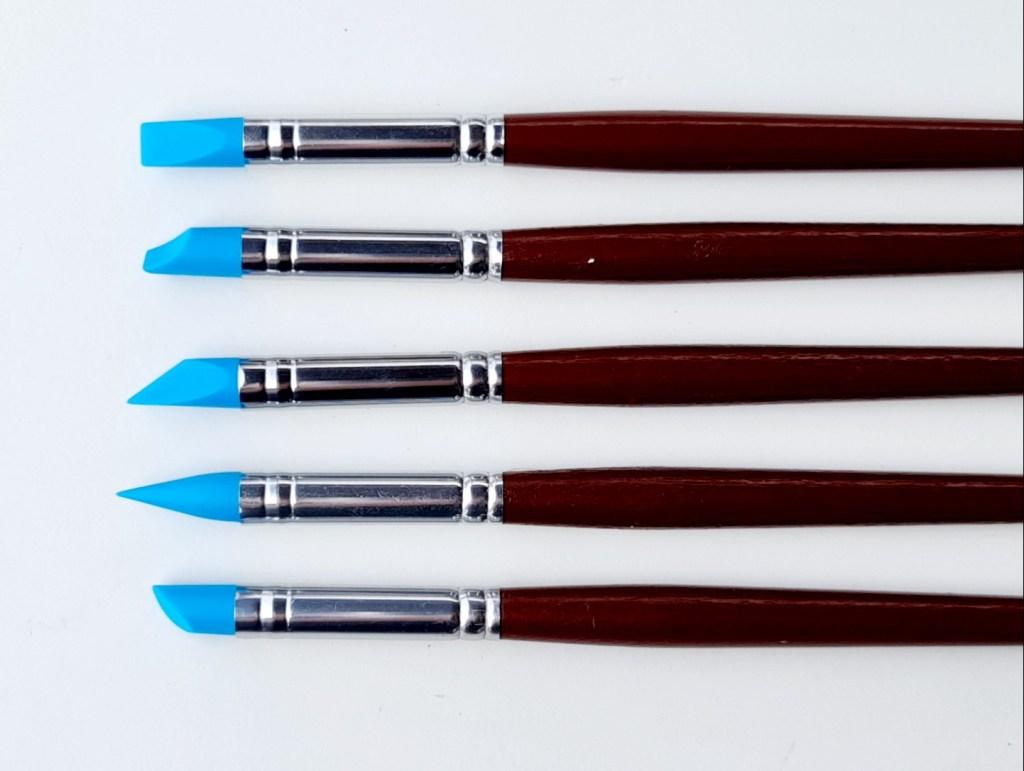 מכחול גומי