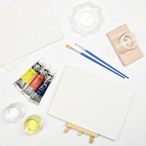 מיני קיט ציור בצבעי שמן
