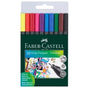 Ensemble de stylos à pointe fine