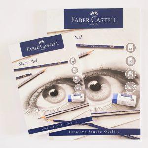 בלוק סקיצה Faber Castell