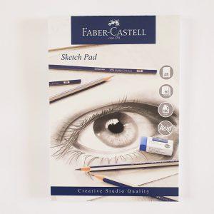 בלוק סקיצה Faber Castell A5