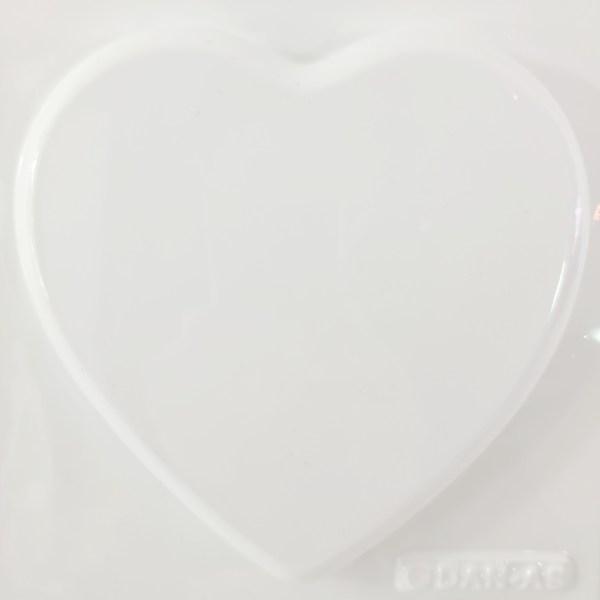 תבנית גבס לב גדול