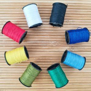 Набор цветных швейных ниток