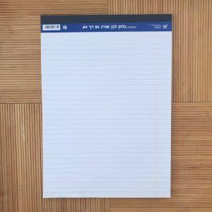 Writing pad lines