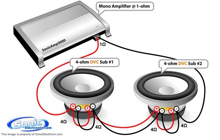 Subwoofer/Amplifier WIRING HELP