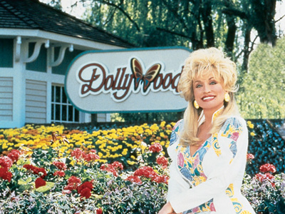 Dollywood is magical...