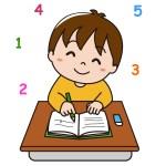 小学1年生の算数 桁の概念のつけ方