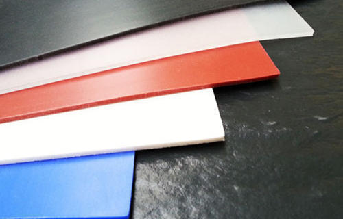 Silicone Rubber Sheet 4