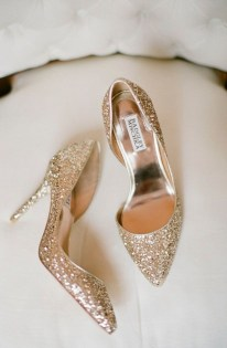 gold_sequin_weddings_pump_shoes_badgley_mischka