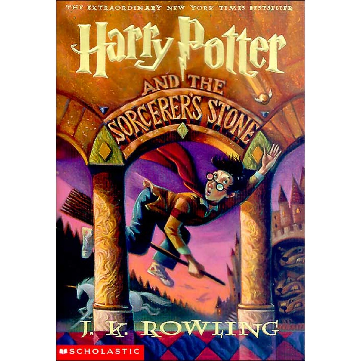 Harry Potter And The Sorcerer S Stone Book 1