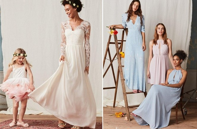 """835d2049d0df ... accessibility and low-priced, stylish designs, and here they are,  launching yet another reason for us to love them! H&M just launched """"The  Wedding Shop"""" ..."""