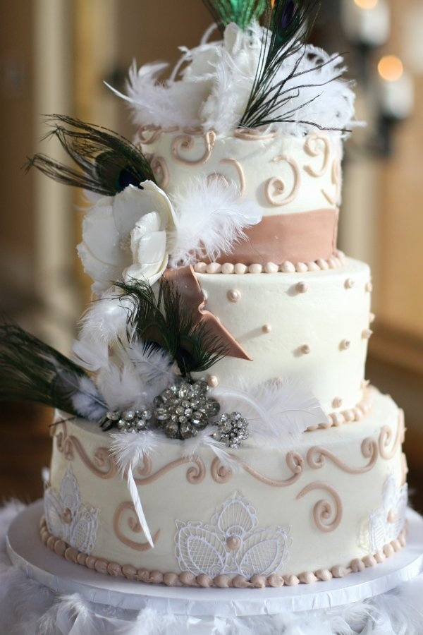 great gatsby wedding cake ideas the roaring 20s great gatsby wedding theme wedding 14928