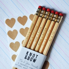 pencil favors3