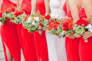 Poppy Red Bridesmaid2