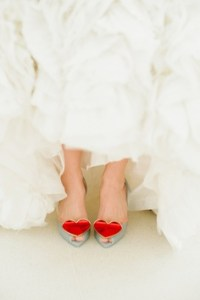 Poppy Red shoes3