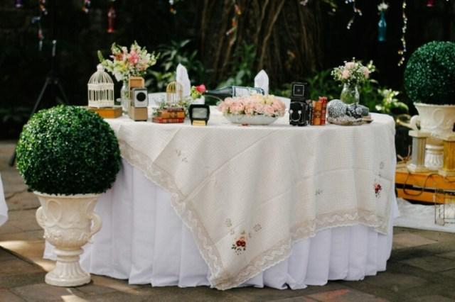 Sweet Vintage: Shabby Chic Wedding Theme