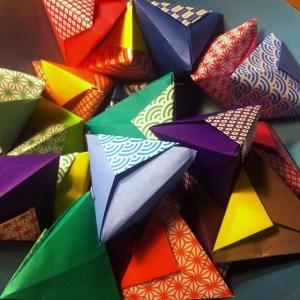 origami favor 3