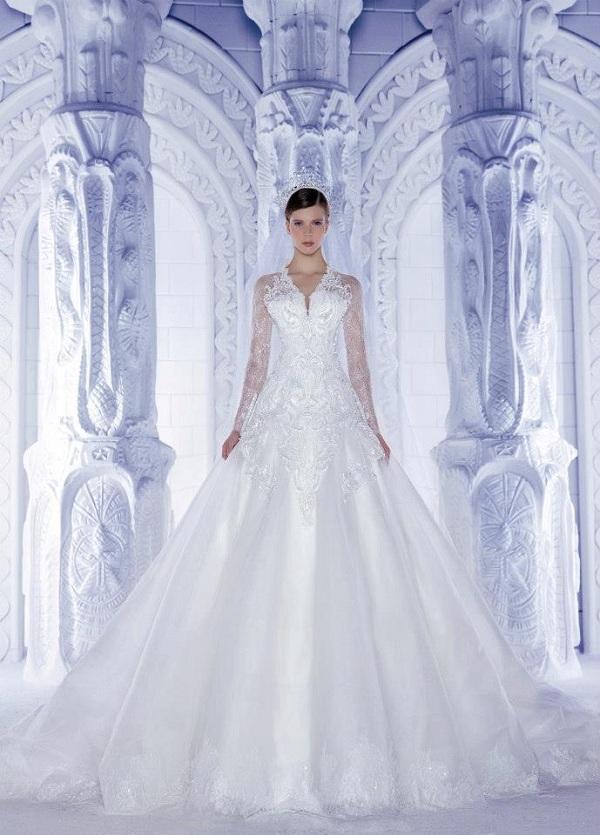 Michael Cinco Spring 2013 Bridal 16