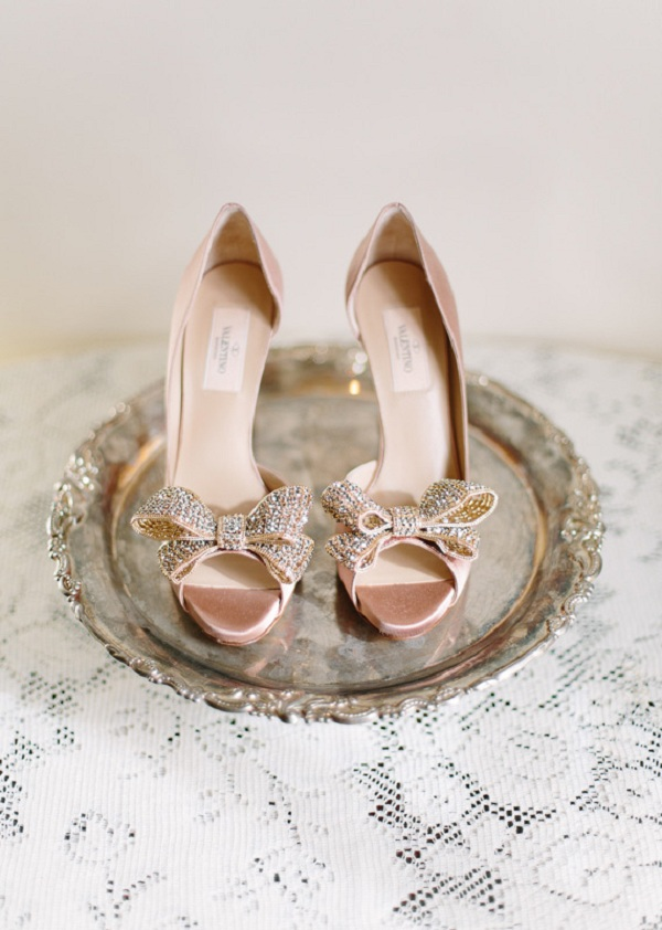 Sparkly Wedding Shoes 4