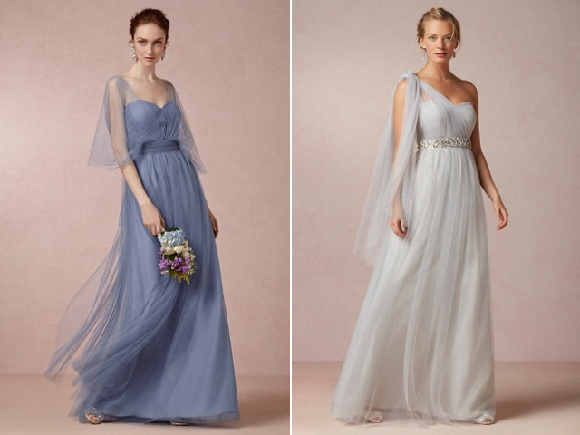 BHLDN Color Bridesmaids 1