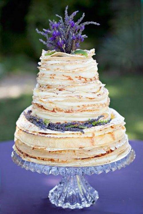 13 Crepe Cake