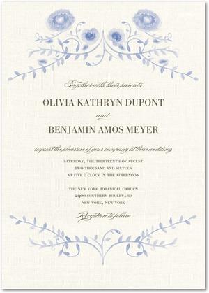 exquisite_vines-signature_white_wedding_invitations-marchesa-hydrangea-blue