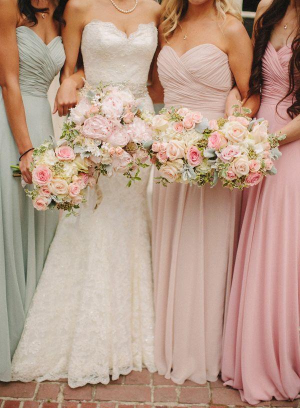 Sage Rose Bridesmaids
